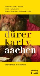 Anzeige: 1520 Dürer Karl V. Aachen 2020