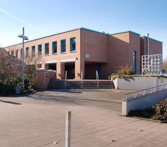 Stadt Aachen Gebäudemanagement Berufskolleg Mies Van Der Rohe Schule