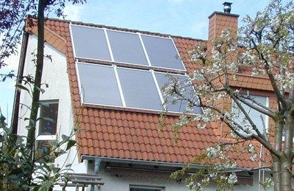 solarthermische anlagen. Black Bedroom Furniture Sets. Home Design Ideas