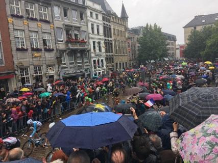 Straßensperrung Köln Karneval