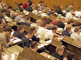 studeren aan de universiteit