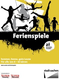 Ferienspiele Sommer 2012